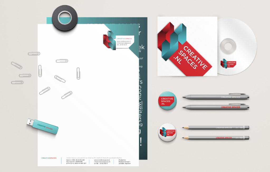 Branding voor Creatives Spaces