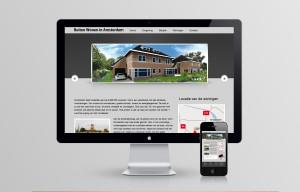Website ontwerp Buitenwonen in Amsterdam6