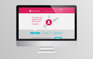 Website ontwerp Interest and company