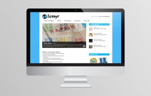 Website ontwerp Lessyr