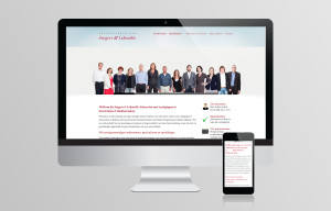 Website ontwerp Seegers en Lebouille