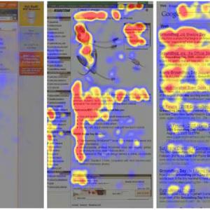 eye tracking website