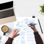 Wireframes: het bouwplan van een website