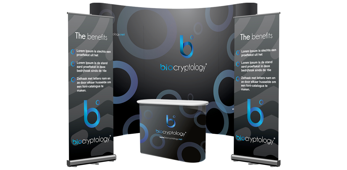 Biocryptology_Stand_Green_Creatives_Header