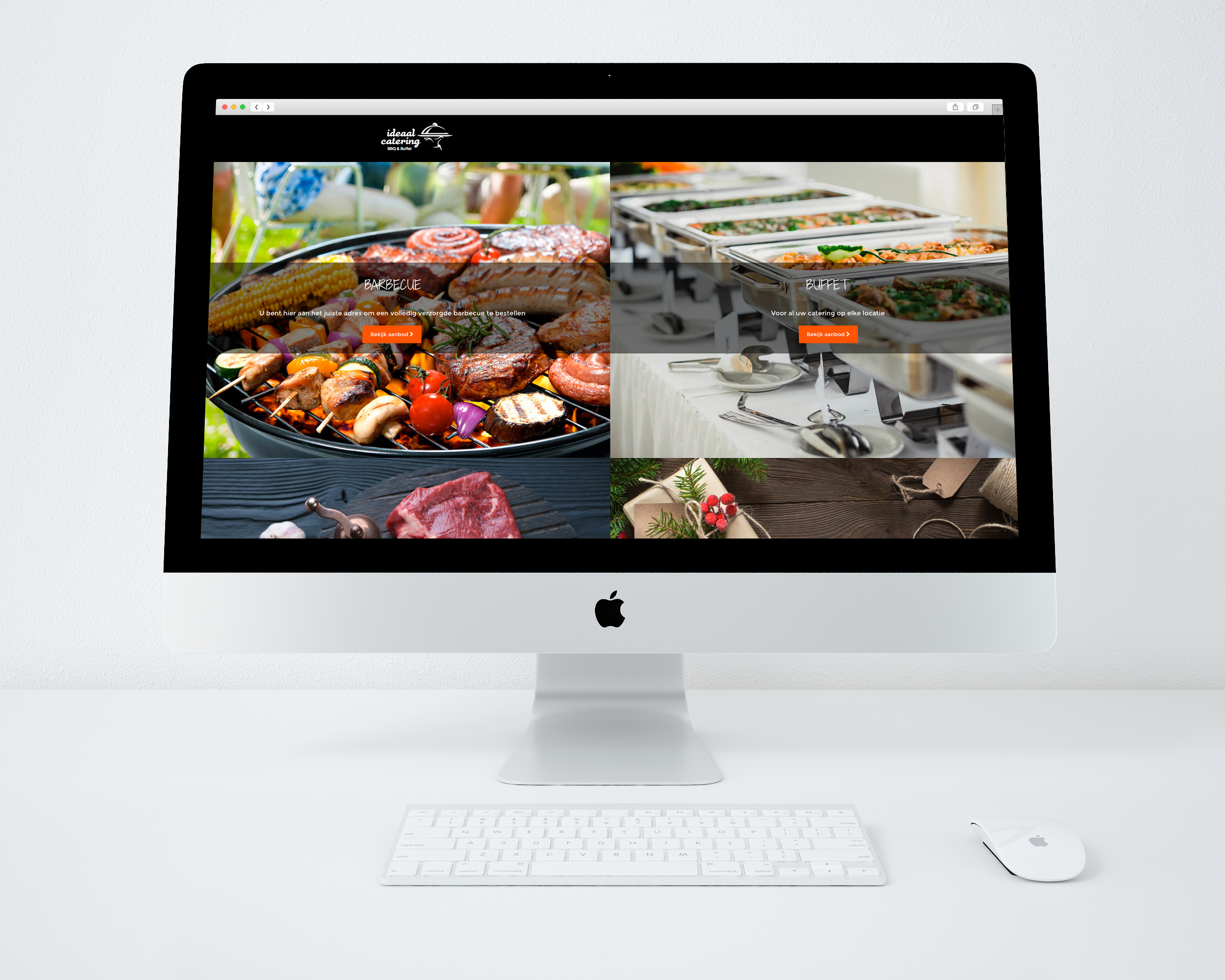 ideaal_catering_website_green_creatives