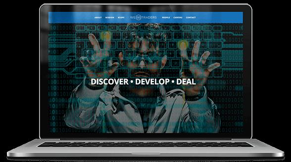 website-ontwerp-webbtraders
