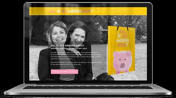 website ontwerp zalikhetandersdoen