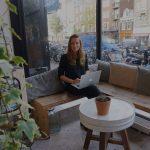 Ontmoet onze nieuwe grafisch vormgever, Désirée de Vries
