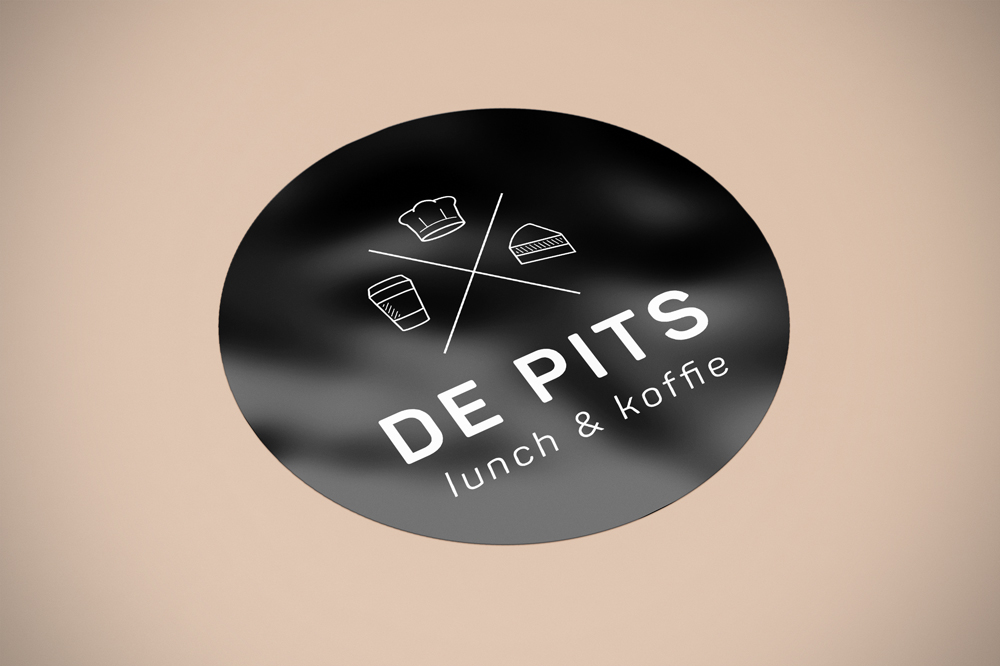 De Pits Sticker Green Creatives