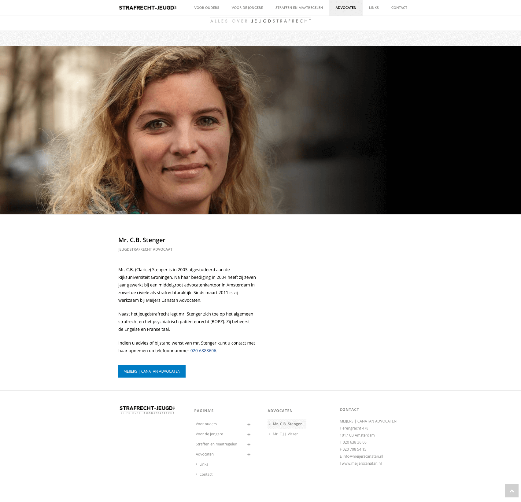 Strafrecht-jeugd Website Greencreatives